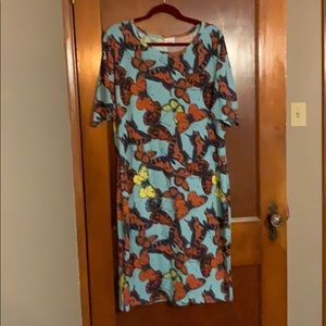 Lularoe straight dress